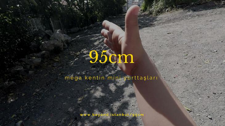 95cm: Mega Kentin Mini Yurttaşları Desteğinizi Bekliyor