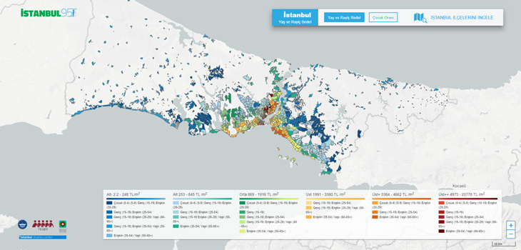 İstanbul İlçe Belediyelerinde Çocuğa ve Aileye Yönelik Hizmetler