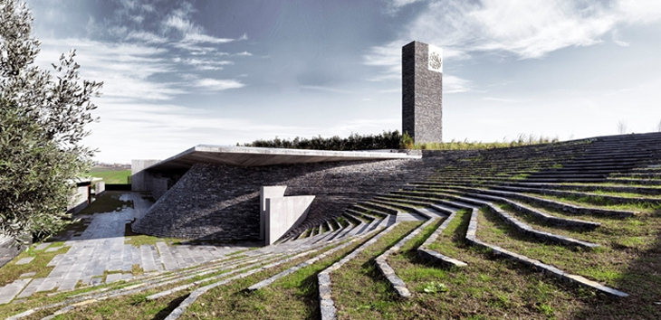 Sancaklar Camii, RIBA Award for International Excellence'a Layık Görüldü