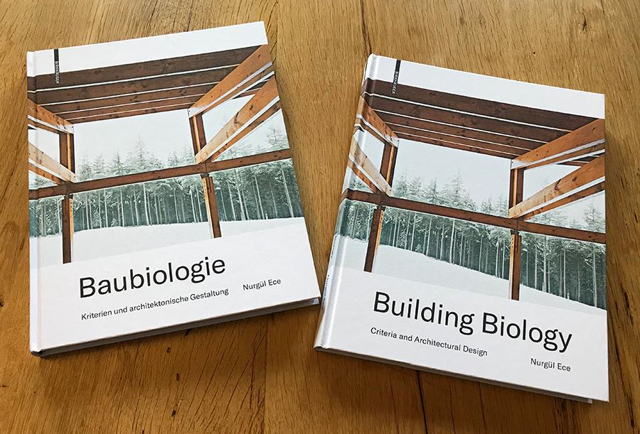 Yapı Biyolojisi İçin Yeni Bir Kaynak Olan Building Biology Kitabı Yayınlandı