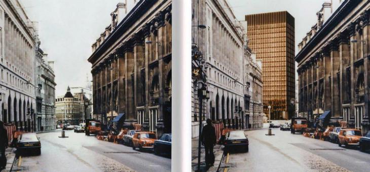 Mies Londra'da: İnşa Edilmemiş Bir Yapının Hikayesi