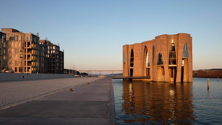 Olafur Eliasson ve Ekibi İlk Mimari Projelerini Tasarladı
