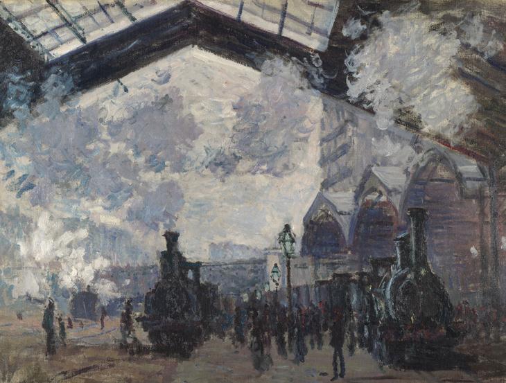 Monet ve Mimari