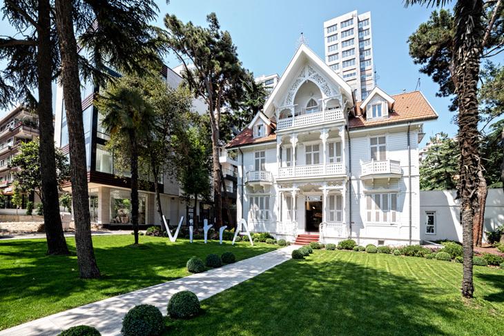 VitrA Suadiye Mağazası Asırlık Cavit Paşa Köşkü'nde Hizmet Verecek
