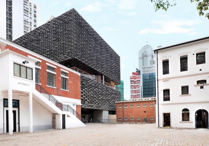 Herzog & de Meuron'dan Hong Kong'a: Tai Kwun Kültür ve Sanat Merkezi