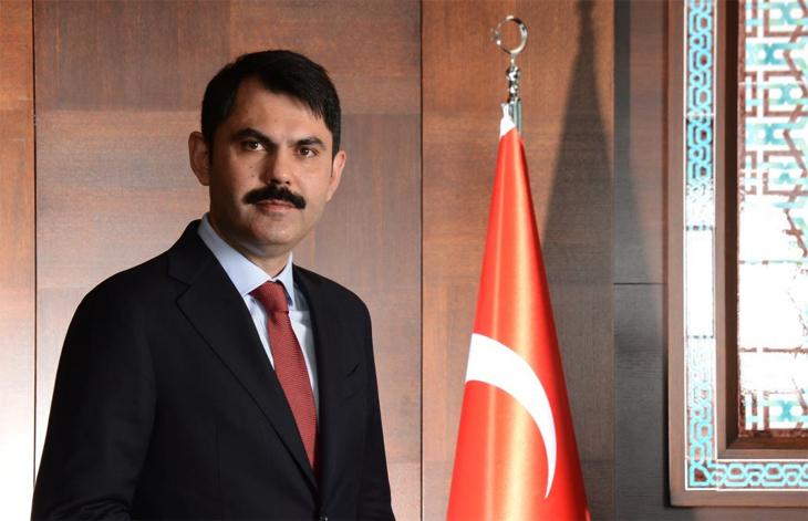 Çevre ve Şehircilik Yeni Bakanı Murat Kurum Oldu