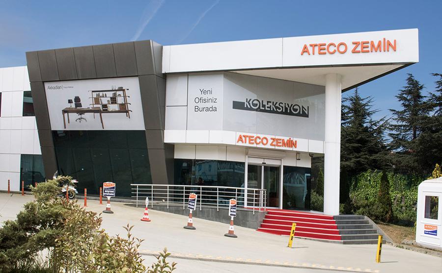 Ateco Zemin Koleksiyon Ofis Mobilyaları'nın Bayiliğini Aldı