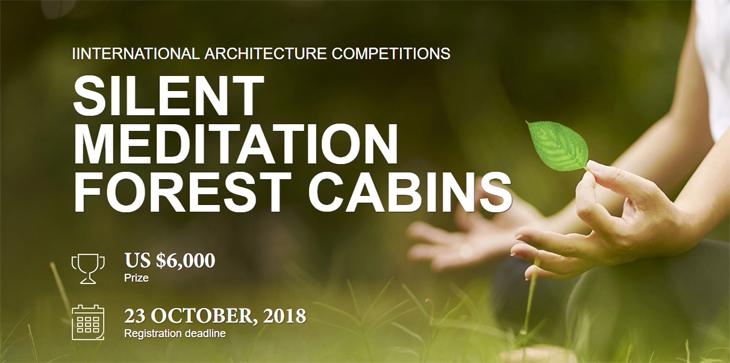 Sessiz Meditasyon İçin Orman Kabinleri Tasarımı Yarışması