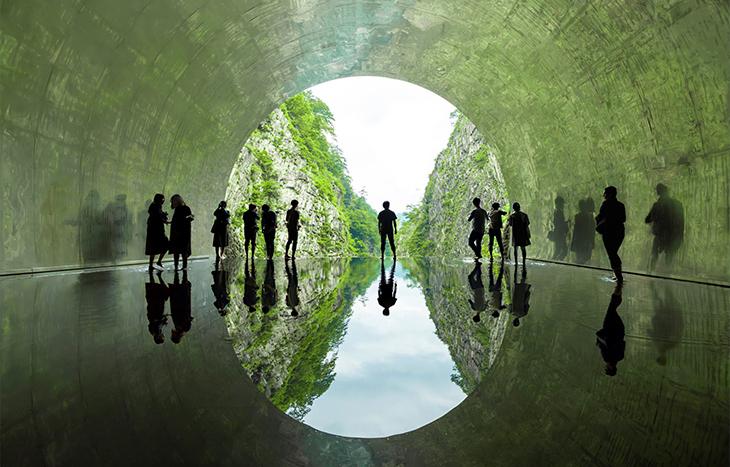 MAD, Kiyotsu Tüneli'ni Yeniliyor