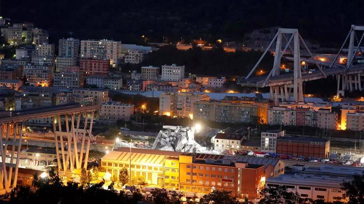 Morandi Köprüsü İçin Renzo Piano'dan Yardım Eli