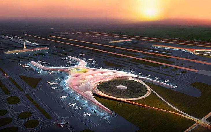 Foster + Partners Tasarımı Mexico City Uluslararası Havalimanı Projesinde İptal Kararı