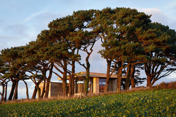 """Living Architecture""a En Son Eklenen Konut Peter Zumthor'un Elinden Çıktı"