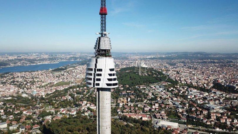 Cahit Turhan Çamlıca Kulesi'nin Açılış Tarihini Açıkladı