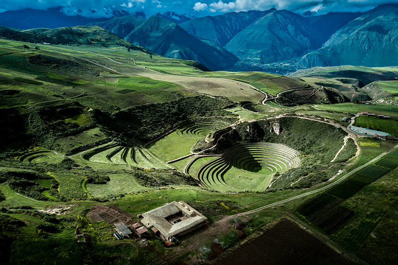 Peru Andları'nda Bir Restoran: MIL Centro