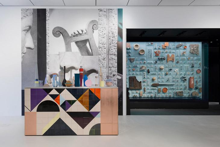 Bauhaus ile Antik Roma Bir Araya Geliyor