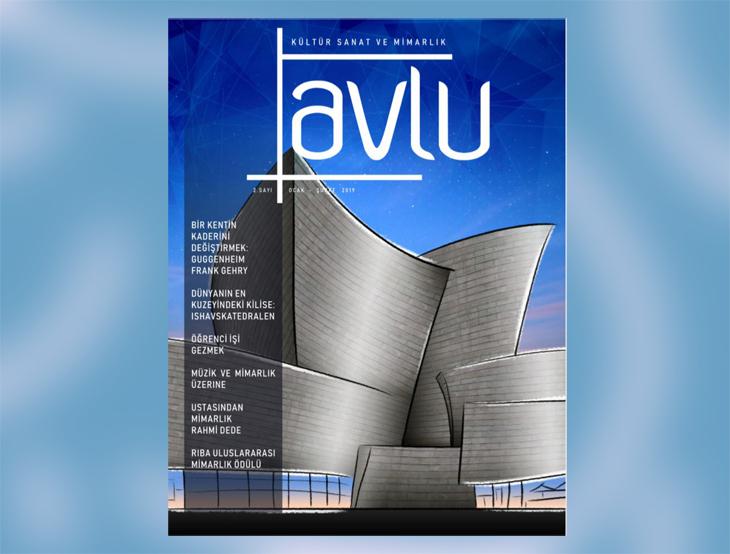 Öğrencilerin Yayına Hazırladığı Avlu'nun İkinci Sayısı Dijital Olarak Yayınlandı