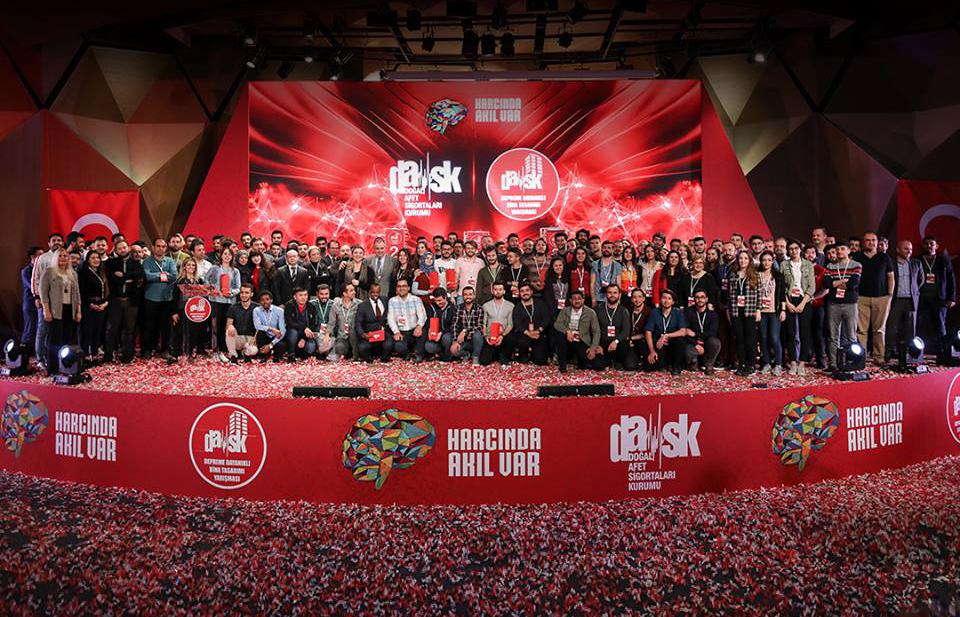 DASK Depreme Dayanıklı Bina Tasarımı Yarışması 2019 Sonuçlandı