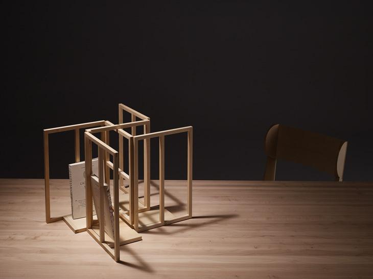 Ahşaba Övgü - Milano Tasarım Haftası'nda Bir Àlvaro Siza Projesi