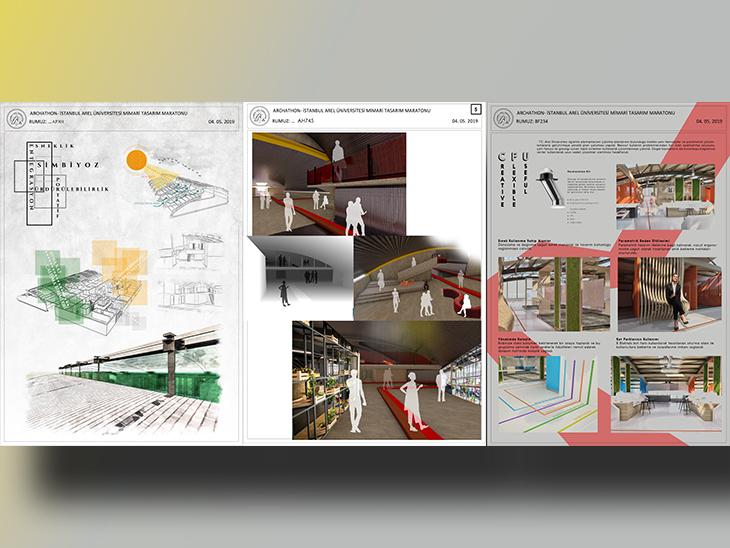 Archathon Mimari Tasarım Maratonu Sonuçlandı