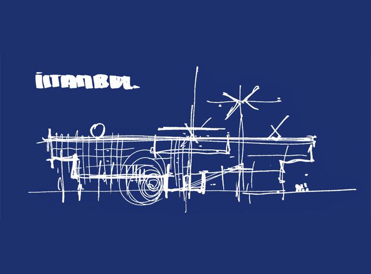 İstanbul Modern'in Renzo Piano Tasarımı Yeni Binası
