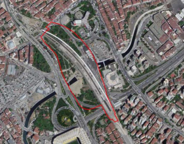 Çevre ve Şehircilik Bakanlığı Tarafından Hazırlanan Plana Göre Söğütlüçeşme Gar Oluyor