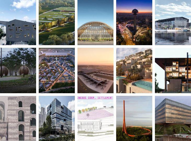 World Architecture Festival Awards 2019'da Finale Kalan Projeler Açıklandı