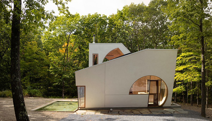 Steven Holl'den Ekolojik Bir Deney: Ex of In House