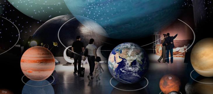 Danimarka 2022'de Yeni Bir Doğa Tarihi Müzesi'ne Kavuşuyor