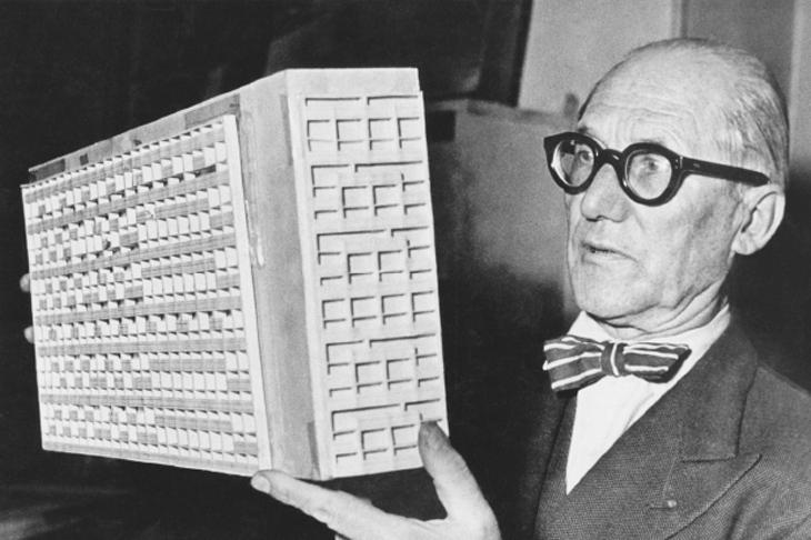Le Corbusier ile ilgili görsel sonucu