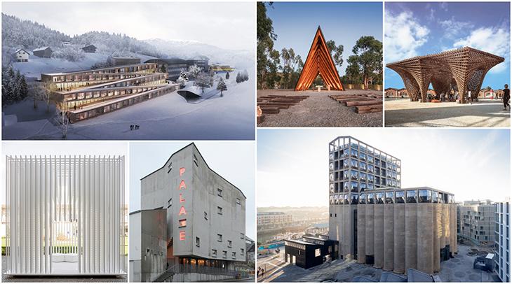 World Architecture Festival Awards 2018'de Finale Kalan Projeler Açıklandı