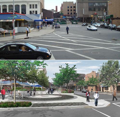 New York'un Kent Meydanı Programı, Los Angeles için Bir Açık Mekan Modeli mi?
