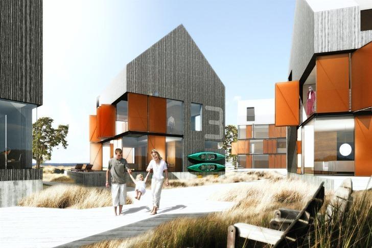 Arkitema Architects, Sürdürülebilir Sahil Evleri Projesi ile Ödül Kazandı