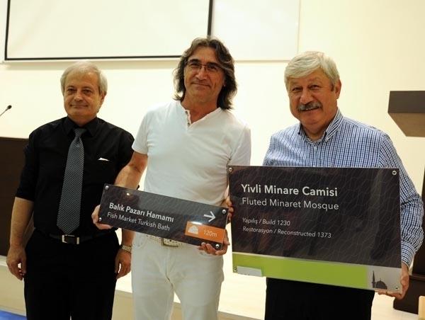 Antalya Kaleiçi Yönlendirme Tabelaları Ulusal Tasarım Yarışması Sonuçlandı!