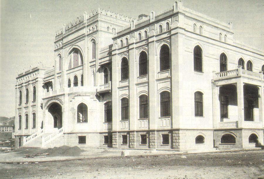 Türk Ocakları Merkez Binası'ndan Ankara Devlet Resim ve Heykel Müzesi'ne