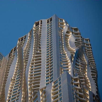 Frank Gehry'nin New York Siluetine Yeni Katkısı