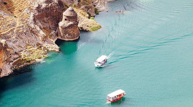 Diyarbakır'a deniz geldi!