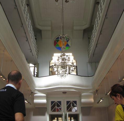 Schneidertempel, Açık Kapı Mimarlık Festivali'nde Ziyaretçilerini Ağırladı