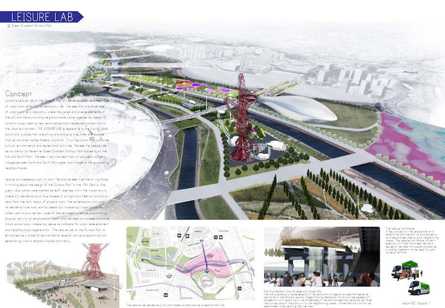 Londra Olimpiyat Parkı, South Park ile Canlanıyor