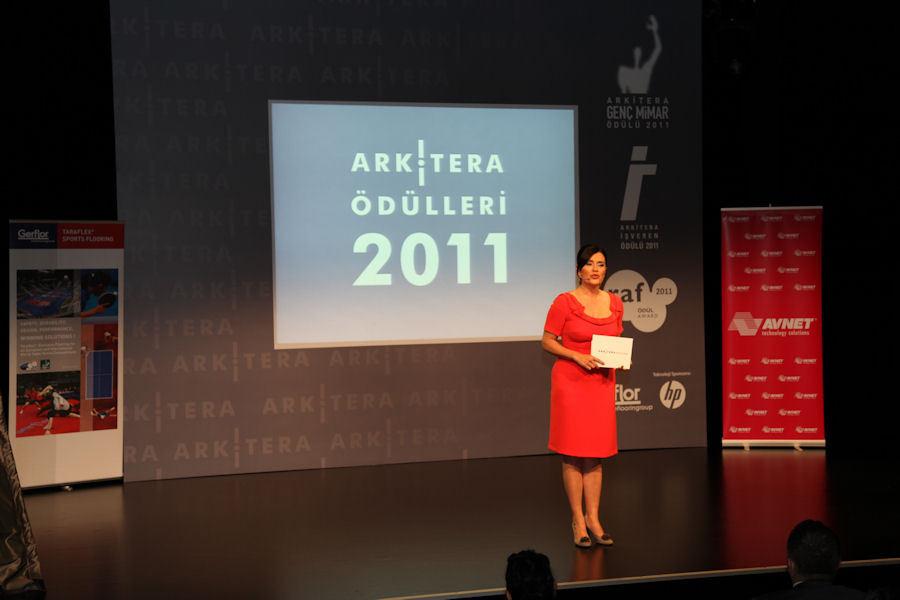 Arkitera Ödülleri Vakko Moda Merkezi'nde Sahiplerini Buldu!