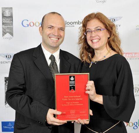 """Akyürek Elmas Mimarlık, Uluslararası Gayrimenkul Zirvesi'nde """"Dünyanın En İyisi"""" Seçildi"""