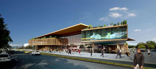 Tabanlıoğlu Mimarlık'tan Konya'ya Kongre Merkezi