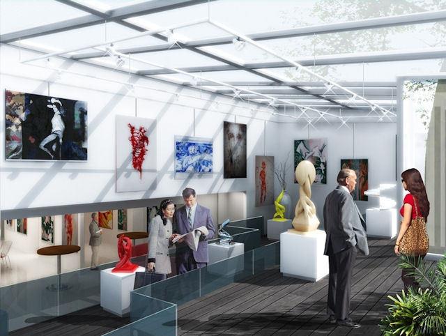 İstanbul Anadolu Yakası'nın Yeni Galerisi Art 350 Bağdat Caddesi'nde Açılıyor
