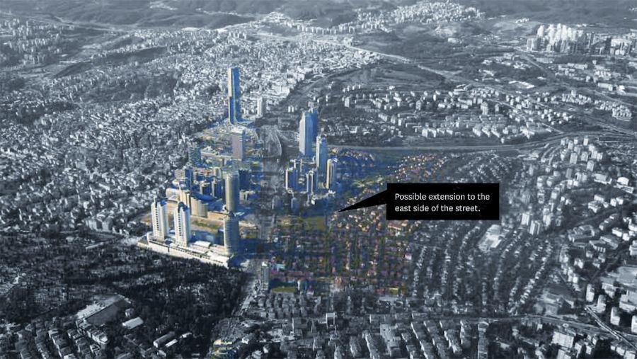 ArkiPARC 2012'de Büyükdere Caddesi'nin Sorunlarına Çözüm Aranıyor