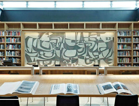 Vakko Moda Merkezi Kreatif Endüstriler Kütüphanesi Farklı Disiplinlere Hitap Ediyor