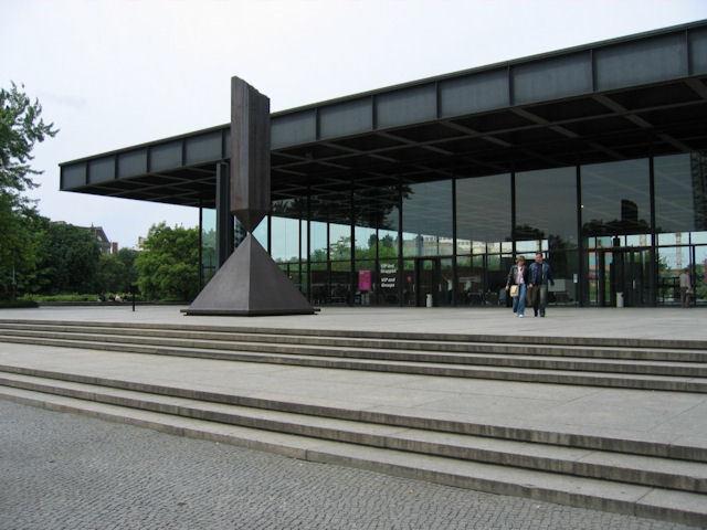 Mies Van der Rohe'nin Tasarladığı Berlin Ulusal Galerisi David Chipperfield'a Emanet