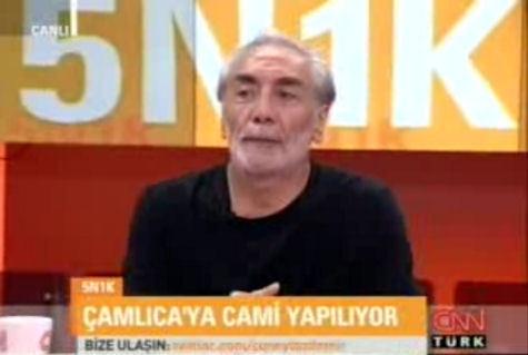 Nevzat Sayın 5N1K Programında Cüneyt Özdemir'in Konuğuydu