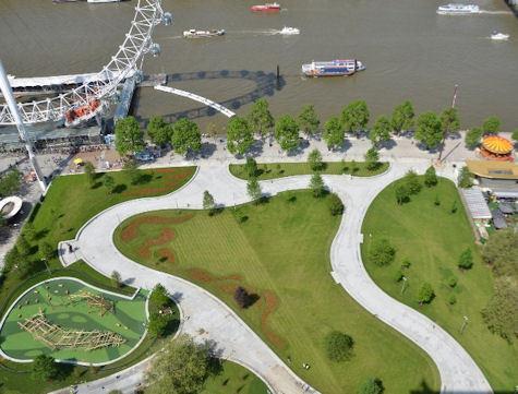 Jubilee Gardens 14 Yıl Aradan Sonra Tamamlanıyor!