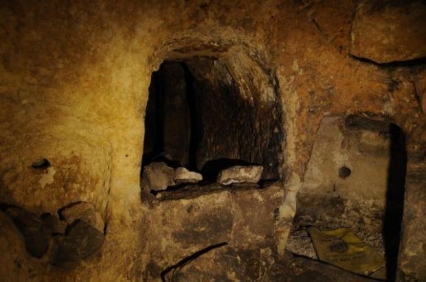Kapadokya'da Saklı Şehir Bulundu