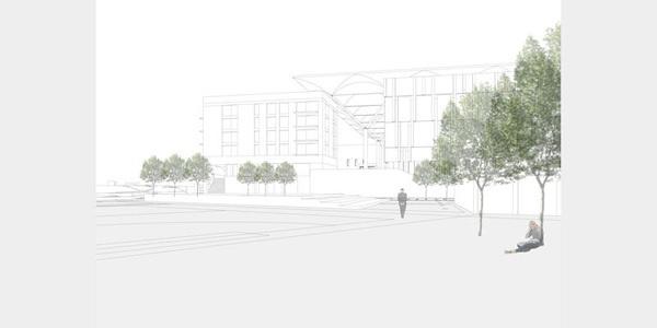 Londra Newham'daki Mega Cami'nin Projesi Hazır