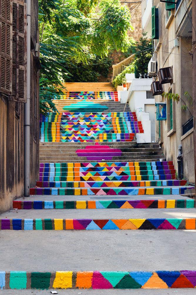 İddia Ediyoruz! Bu Merdivenleri Koşarak İnip Çıkacaksınız!